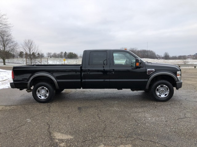 2008 Ford F-250 SD Lariat Crew Cab Long Bed 4WD 6.4L TURBO DIESEL  for sale at Summit Auto Sales