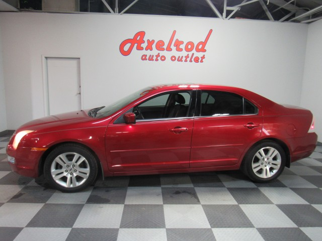2006 Ford Fusion V6 SEL in Cleveland