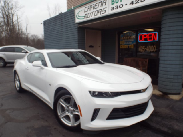 2017 CHEVROLET CAMARO LT for sale in Twinsburg, Ohio