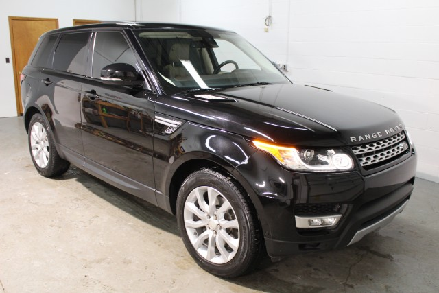 2015 LAND ROVER RANGE ROVER SPO SC for sale in Twinsburg, Ohio
