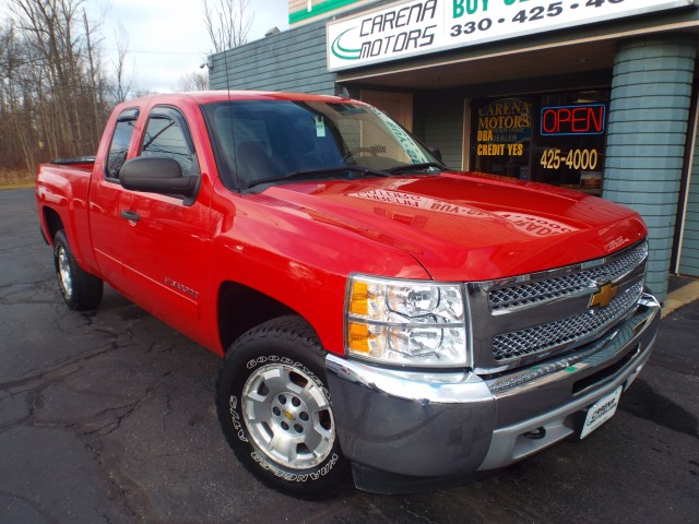 2012 CHEVROLET SILVERADO 1500 LT for sale in Twinsburg, Ohio