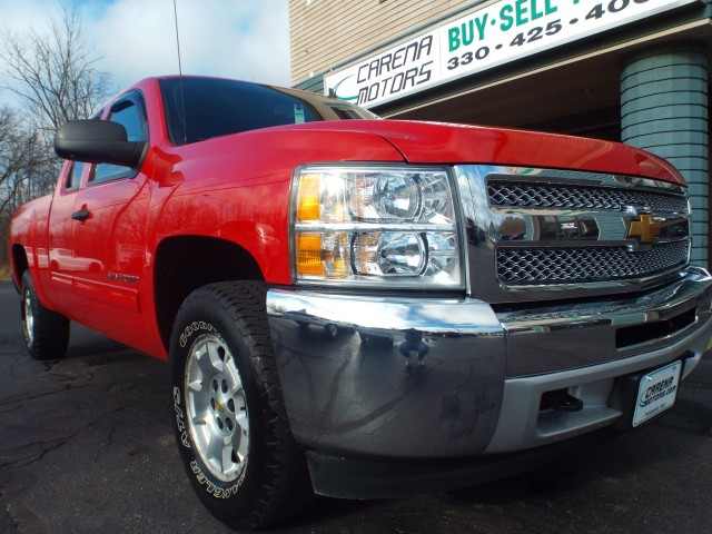 2012 CHEVROLET SILVERADO 1500 LT for sale at Carena Motors