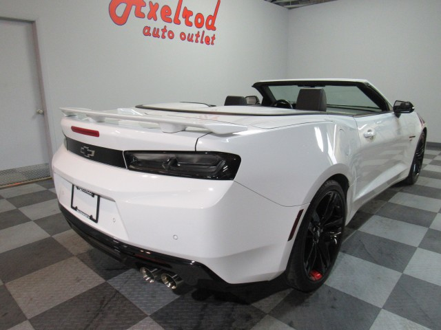 2017 Chevrolet Camaro 2SS Convertible in Cleveland