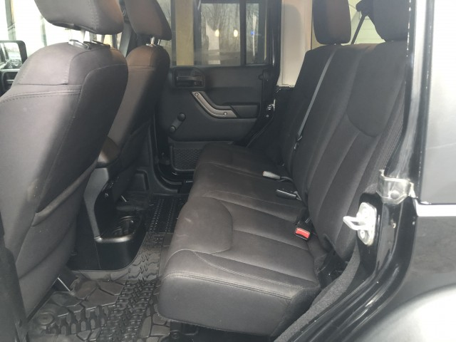 2014 JEEP WRANGLER UNLIMI SPORT for sale at Action Motors