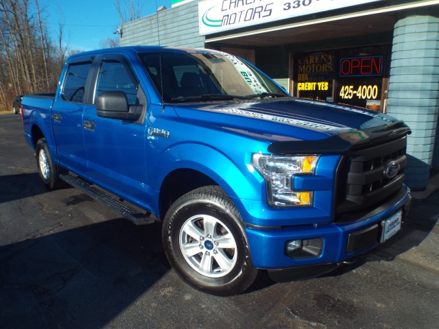 2015 FORD F150 SUPERCREW for sale in Twinsburg, Ohio