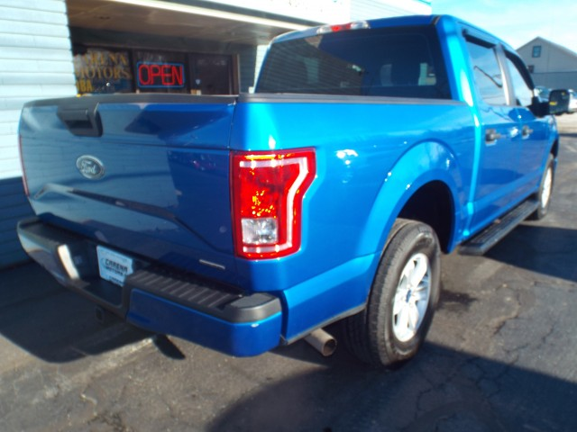 2015 FORD F150 SUPERCREW for sale at Carena Motors