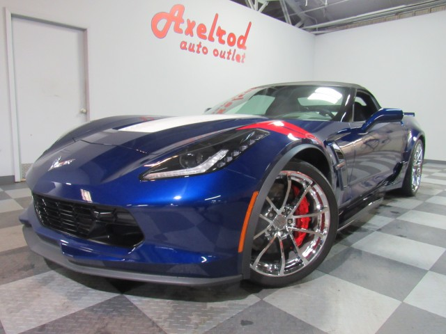 2017 Chevrolet Corvette Grand Sport w/3LT Convertbile