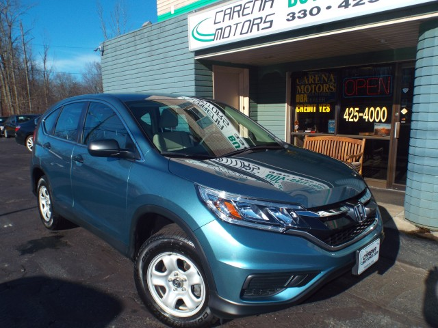 2015 HONDA CR-V LX for sale in Twinsburg, Ohio