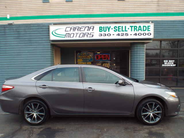 2015 TOYOTA CAMRY XSE for sale at Carena Motors