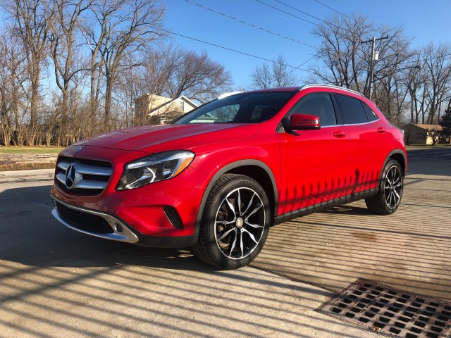 2015 Mercedes-Benz GLA-Class GLA250 for sale at WWW Boat Services