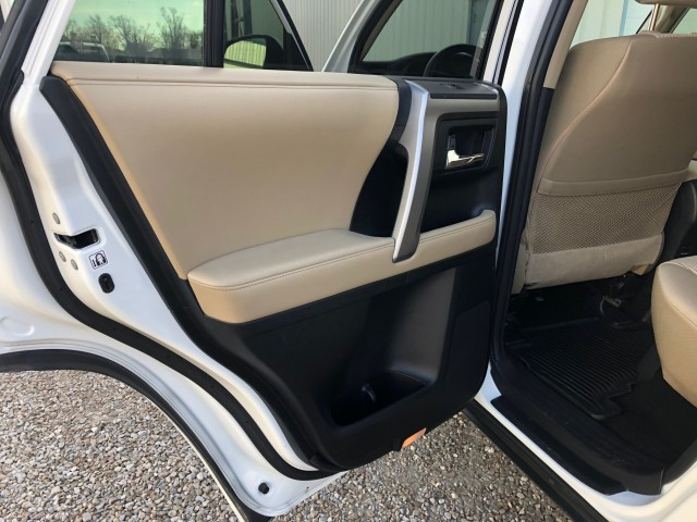2016 Toyota 4Runner Trail 4WD for sale at Ohio Auto Toyz