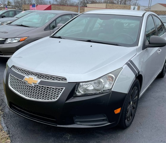 2011 Chevrolet Cruze 2LS for sale in Fairfield, Ohio