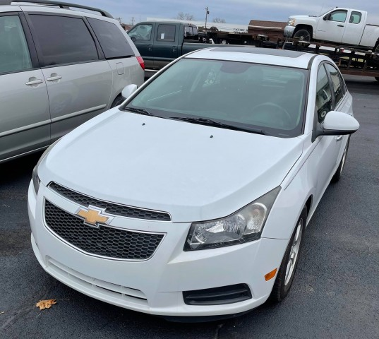 2012 Chevrolet Cruze 1LT for sale in Fairfield, Ohio