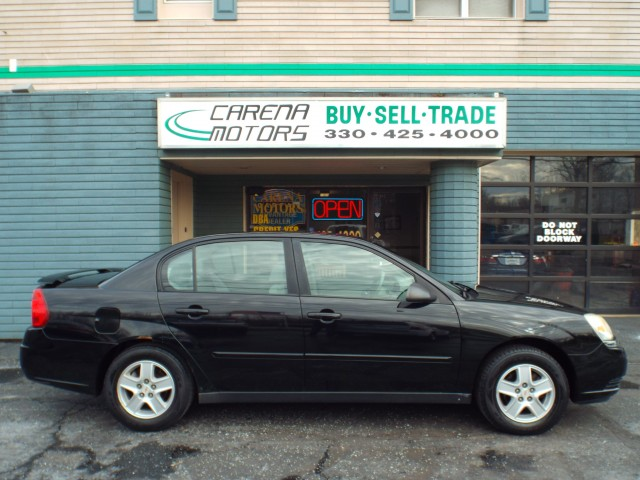 2004 CHEVROLET MALIBU LS for sale at Carena Motors