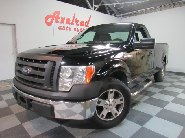 2009 Ford F-150 XLT 2WD