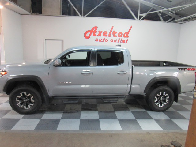 2018 Toyota Tacoma SR5 Double Cab TRD Off Road Long Bed V6 6AT 4WD in Cleveland