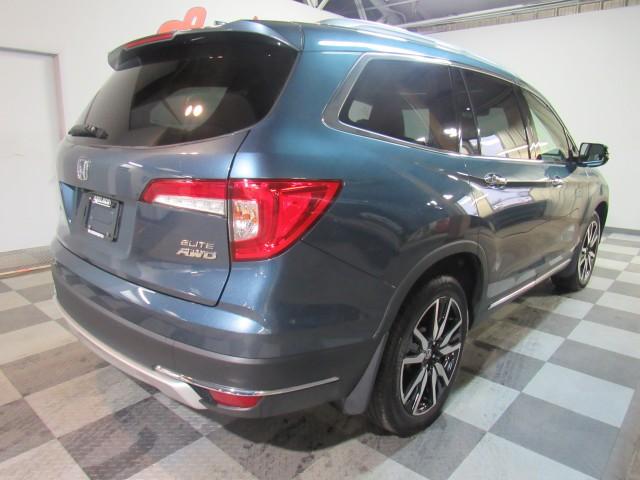 2019 Honda Pilot Elite 4WD in Cleveland