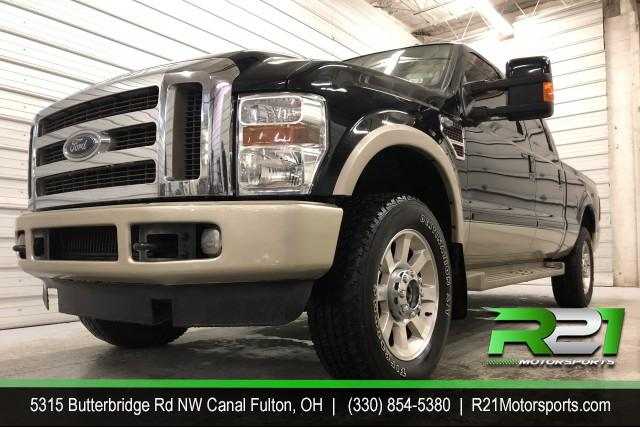 2010 F250 For Sale >> 2010 Ford F 250 Sd King Ranch 4x4 Crew Cab For Sale At R21
