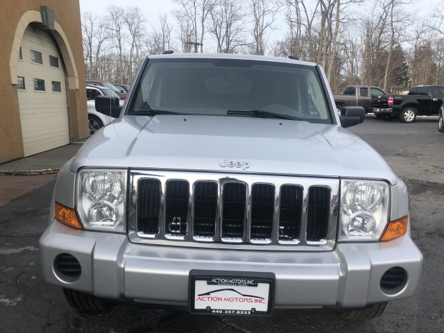 2008 JEEP COMMANDER SPORT for sale at Action Motors