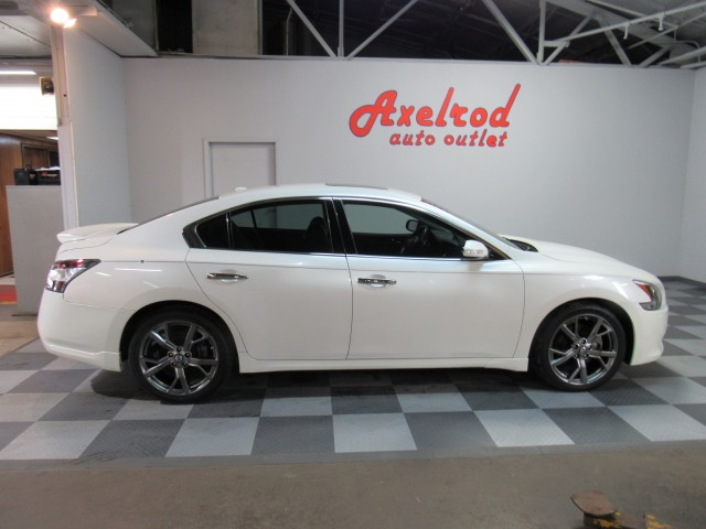 2014 Nissan Maxima SV Sport in Cleveland