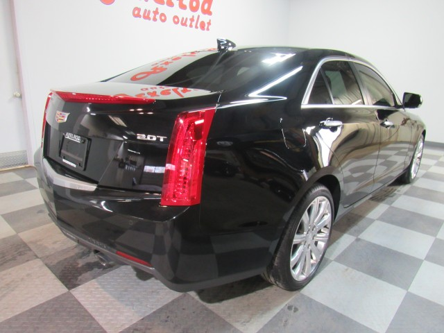 2017 Cadillac ATS 2.0L Luxury AWD in Cleveland