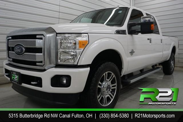 2017 Ford F-250 SD Lariat Crew Cab 4WD -- INTERNET SALE PRICE ENDS SATURDAY MAY 29TH for sale at R21 Motorsports