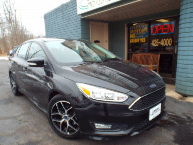 2015 FORD FOCUS for sale at Carena Motors
