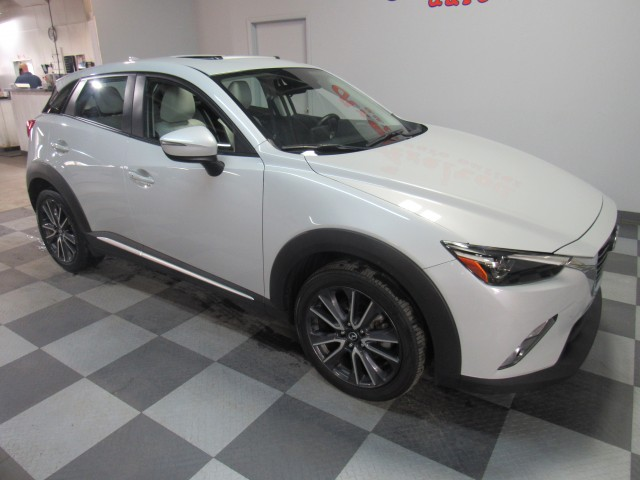 2018 Mazda CX-3 Grand Touring AWD in Cleveland