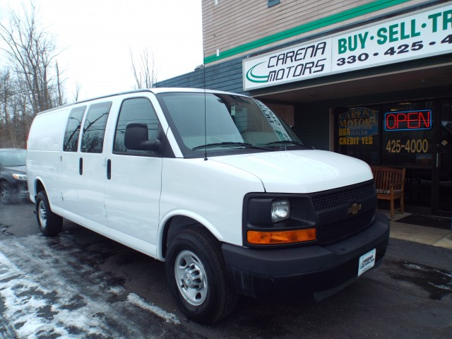 2016 CHEVROLET EXPRESS G3500  for sale in Twinsburg, Ohio