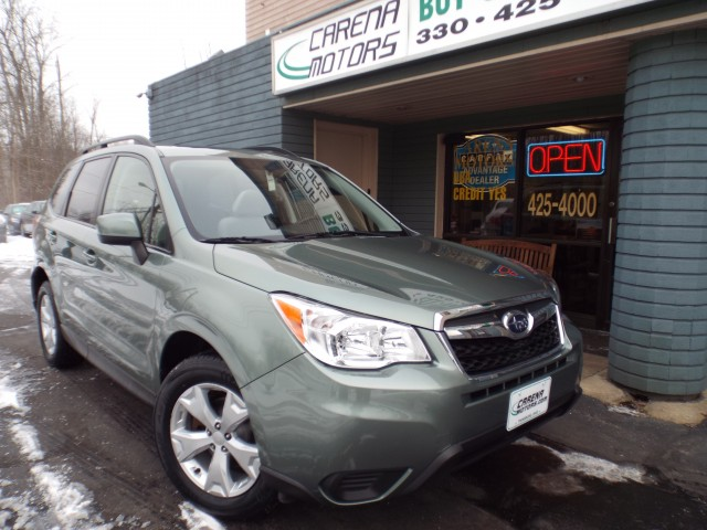 2014 SUBARU FORESTER for sale at Carena Motors