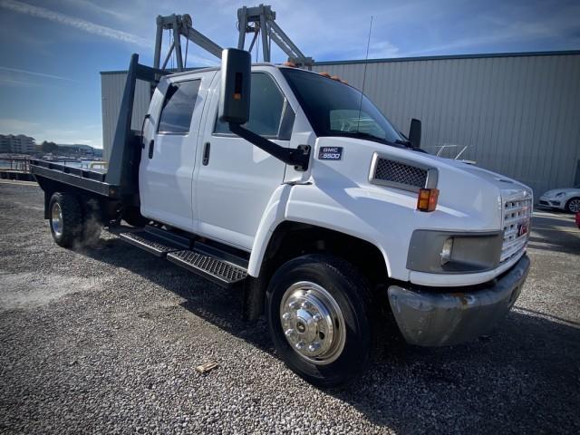 2008 GMC C5500 - for sale at Ohio Auto Toyz