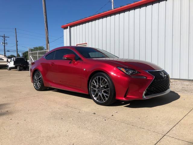 2015 Lexus RC 350 RWD for sale at WWW Boat Services