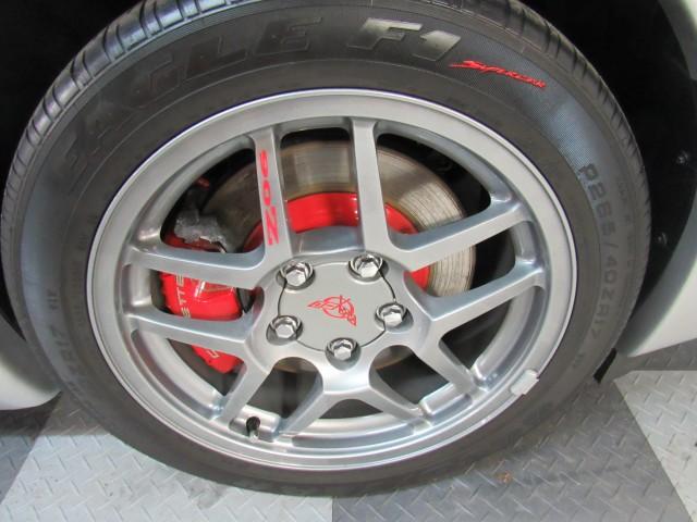 2001 Chevrolet Corvette Z06 in Cleveland