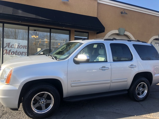 2011 GMC YUKON SLT for sale at Action Motors