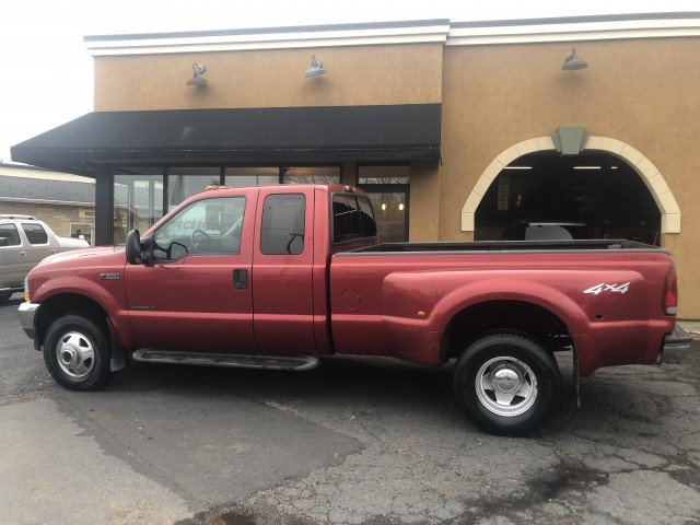 2002 FORD F350 SUPER DUTY for sale at Action Motors