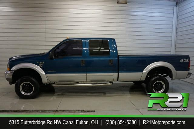 2017 FORD F-150 LARIAT CREW CAB 4WD FX4 for sale at R21 Motorsports