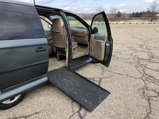 2003 Dodge Grand Caravan  SE wheelchair accessible van for sale at Summit Auto Sales