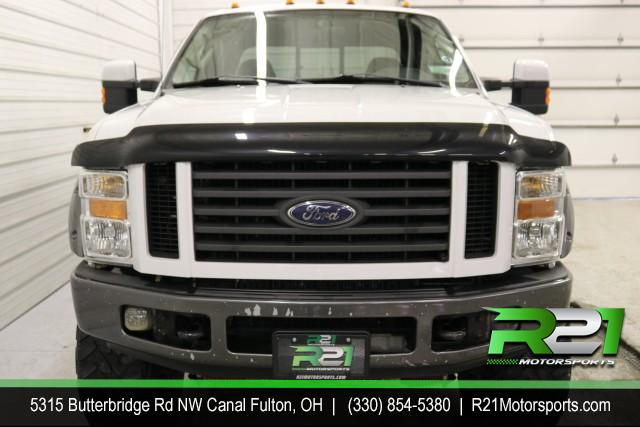 2008 FORD F-250 SD FX4 - CREW CAB - WITH THIS LOOK AND AGGRESSIVE PRICING - TRUCK WONT LAST LONG - CALL 330-854-5380 TODAY! for sale at R21 Motorsports