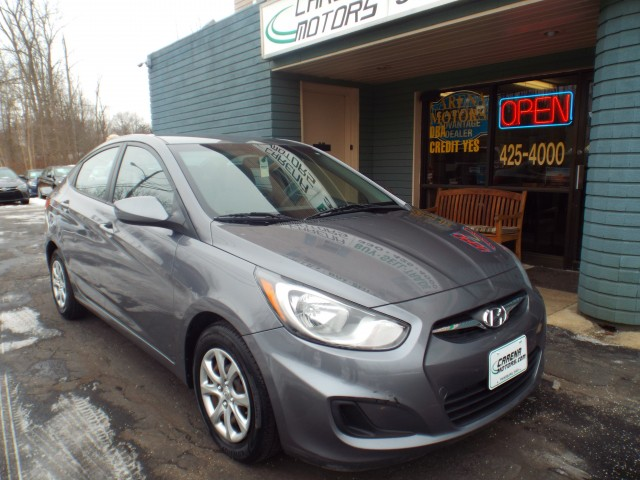 2014 HYUNDAI ACCENT GLS for sale in Twinsburg, Ohio