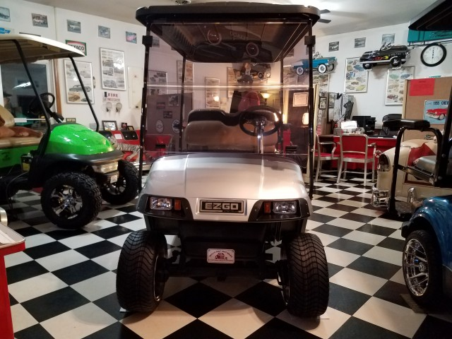 2012 EZ-GO  Txt GOLF CART for sale at Mull's Auto Sales