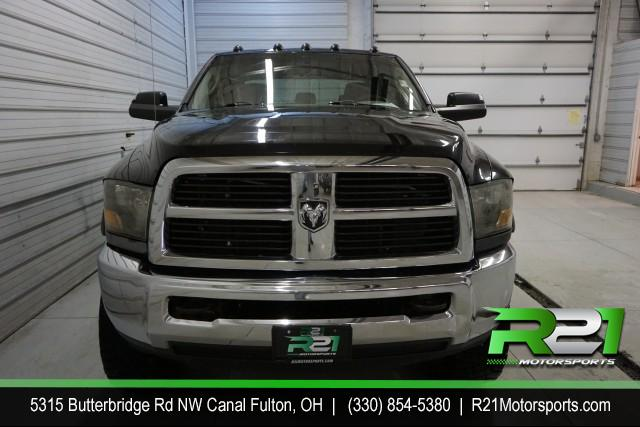 2010 RAM 2500 SLT CREW CAB 4WD CUMMINGS for sale at R21 Motorsports