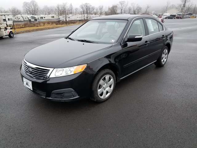 2010 Kia Optima LX for sale at Mull's Auto Sales
