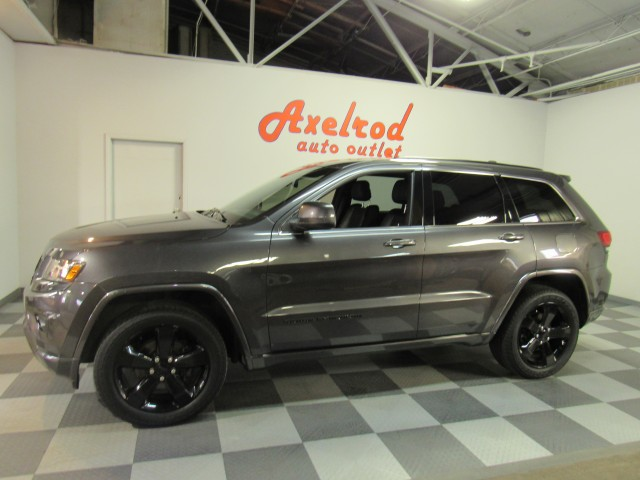 2015 Jeep Grand Cherokee Altitude Edition 4WD in Cleveland