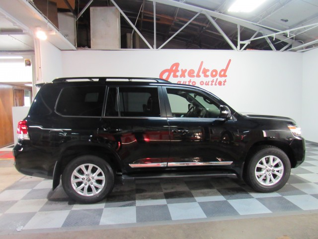 2016 Toyota Land Cruiser 4WD in Cleveland
