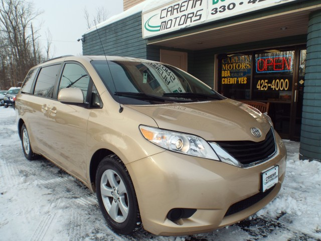 2012 TOYOTA SIENNA for sale at Carena Motors