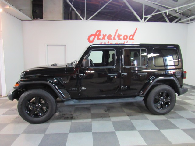 2020 Jeep Wrangler Unlimited Sahara Altitude in Cleveland