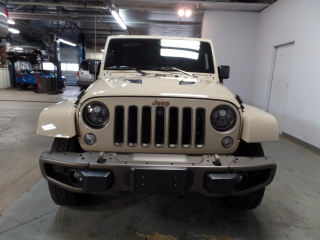 2016 Jeep Wrangler Unlimited Sahara Anniversary 4WD in Cleveland