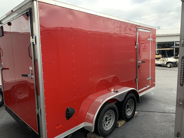 2021 RC 7x14 Enclosed   for sale at Mull's Auto Sales