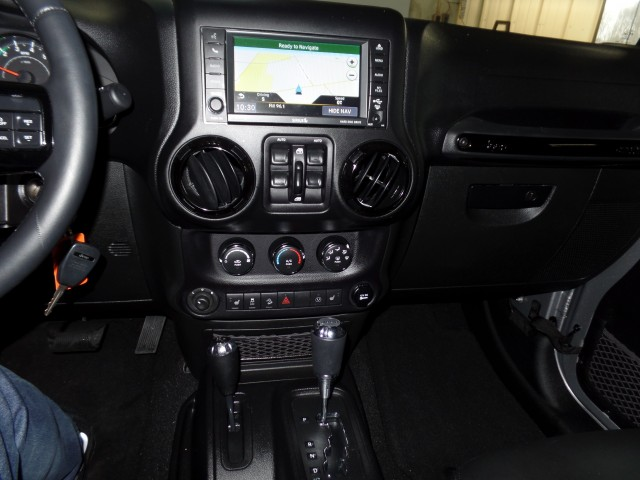2015 Jeep Wrangler Unlimited Altitude Edition 4WD in Cleveland