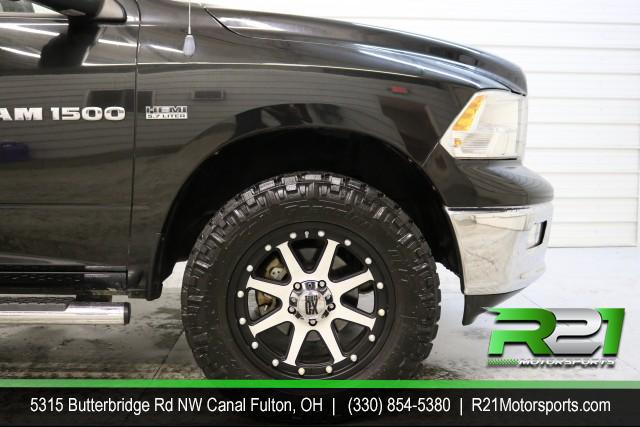 2011 RAM 1500 SLT - QUAD CAB - 4WD - FRESH INVENTORY - TOUGH LOOKING & SOUNDING RAM HEMI - SOUTHERN TRUCK - CALL 330-854-5380 AND DRIVE HOME TODAY!! for sale at R21 Motorsports